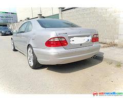 Mercedes-benz Clase Clk 2002