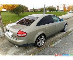 Audi A6 1.900 Tdi 130 Cv 6 Marchas 1.9 Tdi 2001
