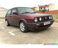 Volkswagen Golf Gti || Gti 1990