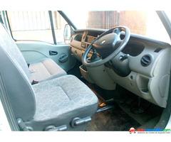 Renault Master 120 Cv Camper 2009