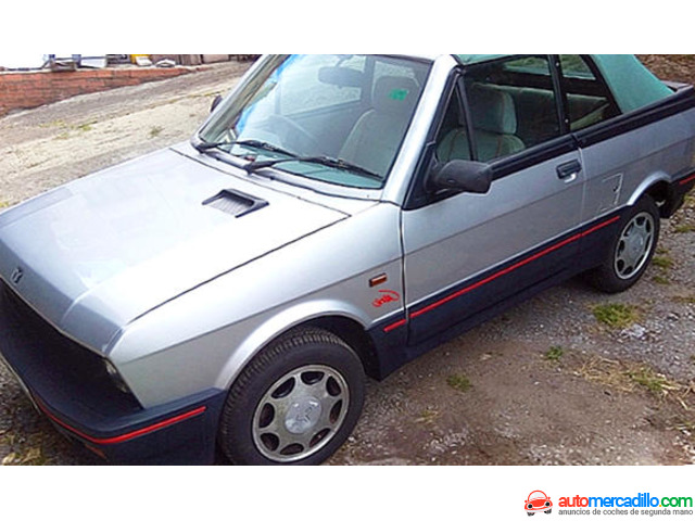 Zastava Yugo Cabrio 1986