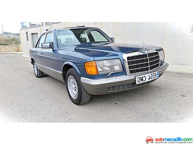 Mercedes 280se 1986