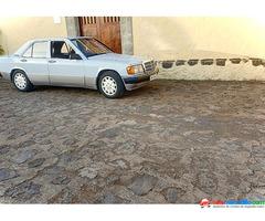 Mercedes-benz W201 190 E 1.8 1.8 1991