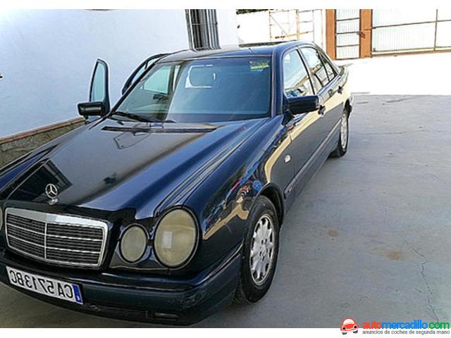 Mercedes-benz Clase E 290 Turbo Diesel 1997