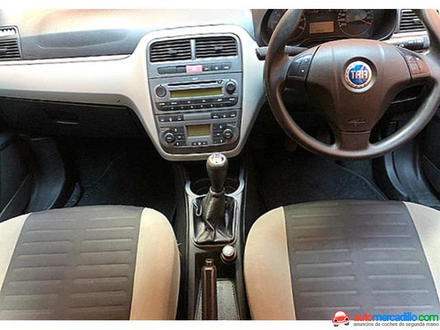 Fiat Grande Punto 1.3 Jtd 1.3 Td 2007