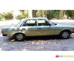 Mercedes 300 D   del 1980