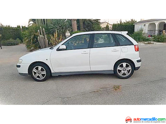 Seat Ibiza Sport 90 Cv 2001