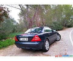 Mercedes-benz Clase Slk 1997