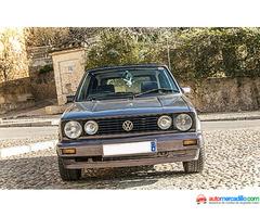 Volkswagen Golf Cabrio Mk1 1987