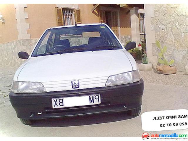 Peugeot 106 Kid 1.0 1.0 1994
