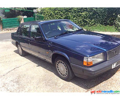 Volvo 740 Master Ii 1990