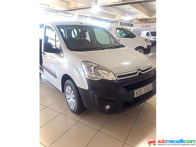 Citroen E-berlingo Multispace Live 2017