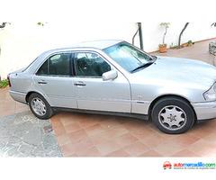 Mercedes-benz 180 D 1999