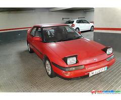 Mazda 323 F Gt Gt 1991