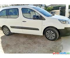Peugeot Parnert 2016