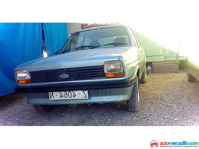 Ford Fiesta 1.1 S 1.1 1981
