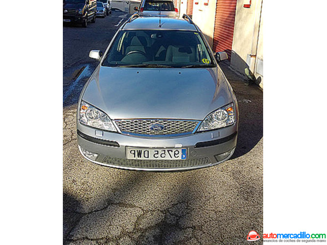 Ford Mondeo Familiar 2006