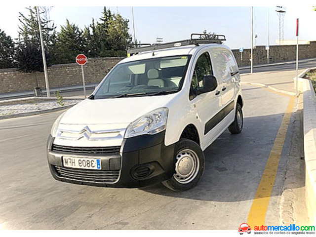 Citroen Berlingo Dangel 4x4 2011