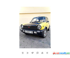 Autobianchi A112 Junior 1984