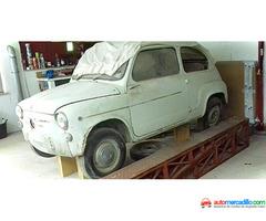 Seat 600 D 1967