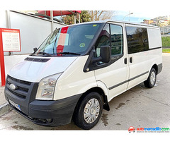 Ford Transit 6 Plazas 2007
