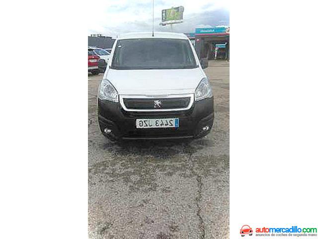 Peugeot Partner L2 1.6 Bluehdi 100 Cv 1.6 Hdi 2017