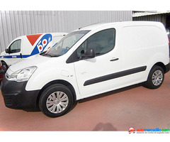 Citroen Berlingo Furgon Electrico 2017