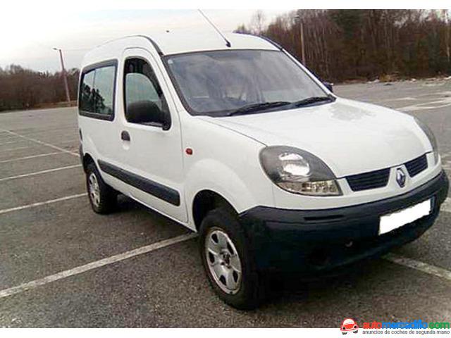 Renault Kangoo 4x4 2006
