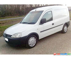 Opel Combo 1.7 Di 1.7 2004