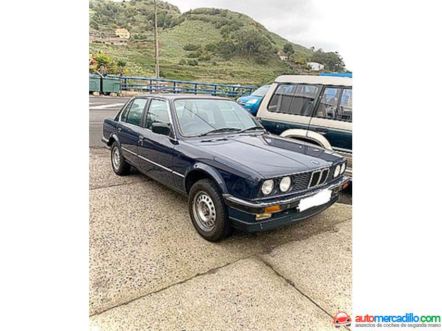 Bmw E30 1986