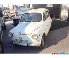 Seat 600 1960