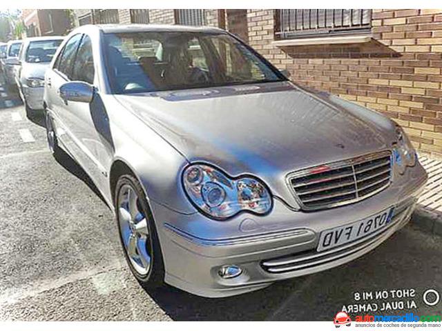 Mercedes-benz Clase C200 Amg 2005