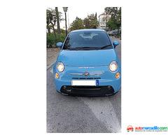 Fiat 500 E 2015