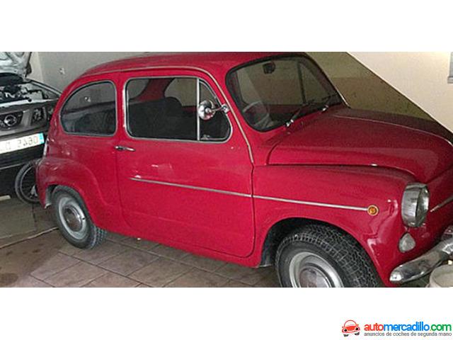 Seat 600 E 1971
