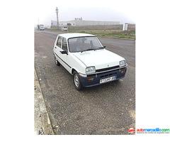Renault 5 Gtl Fort Gtl 1983