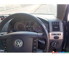 Volkswagen Touareg 2.5 Tdi R5 2.5 Tdi 2005