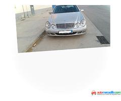 Mercedes-benz E 270 Avandgarde 2003