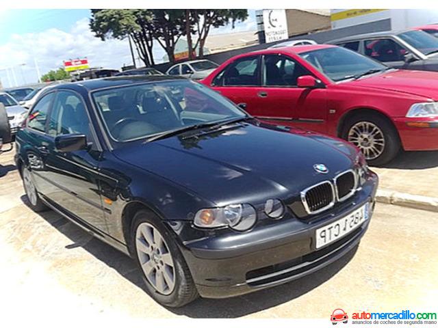 Bmw 320 Compact 2004