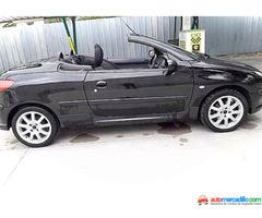 Peugeot 206 Cabrio Gti Gti 2001