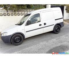 Opel Combo Cdti 1.3 1.3 Cdti 2011