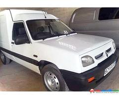 Renault Express Ss 2002