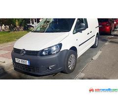 Volkswagen Caddy 1.6 Tdi Bluemotion 1.6 Tdi 2015