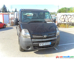 Nissan Interestar Dci 100 Dci 2005