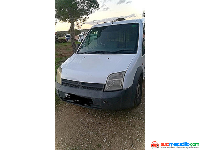 Ford Transit Net 2007