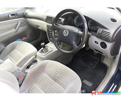 Volkswagen Passat 1.9 Tdi 1.9 Tdi 2002