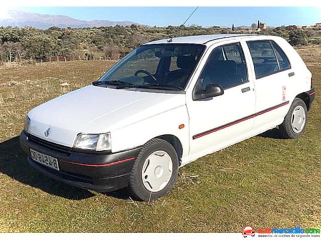 Renault Nuevo - 1992