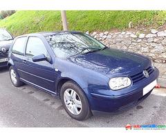 Volkswagen Golf Vi 2001