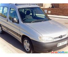 Peugeot Partner 1.9 D 75 Cv 5 Plazas 1.9 2000