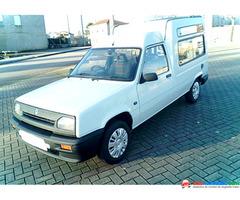 Renault Express Ss 1991