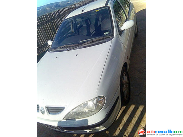 Renault Megane 1.9 Dci Clasisc 1.9 Dci 2001